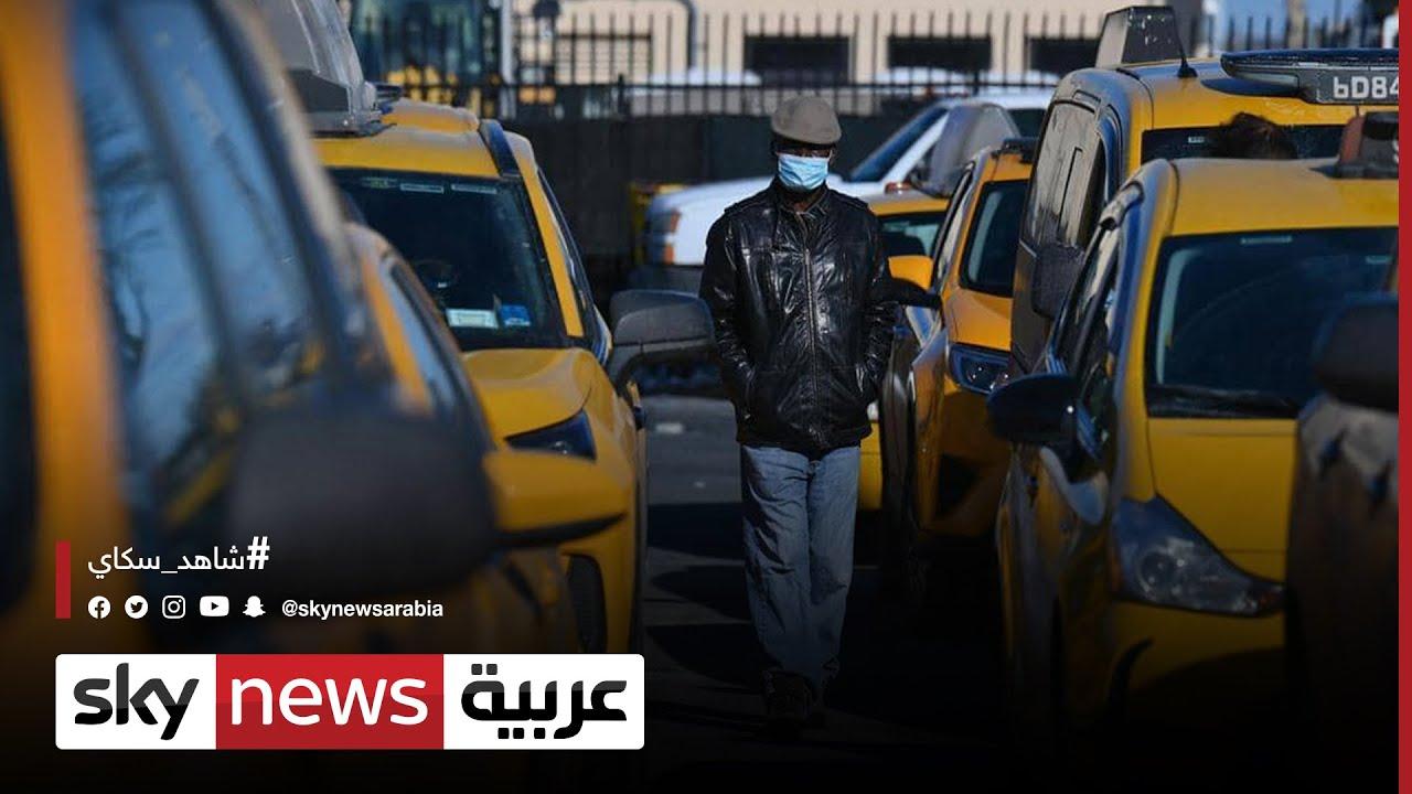 ازدياد أعداد المشردين في شوارع مدينة نيويورك  - 21:58-2021 / 2 / 21