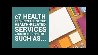 e7 Student Health