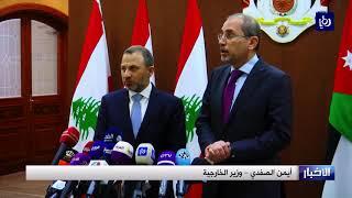 الأردن يجدد موقفه من موعد فتح معبر جابر نصيب الحدودي مع سوريا