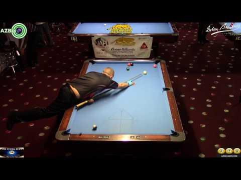 2016 Steinway Classic - Jayson Shaw Vs David Alcaide