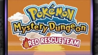 CGR Undertow - POKÉMON MYSTERY DUNGEON: RED RESCUE TEAM review for Game Boy Advance