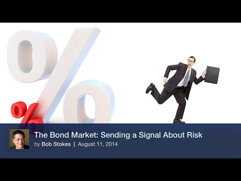 The Bond Market: Sending a Signal About Risk