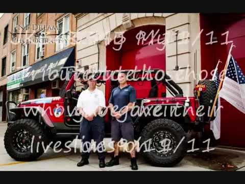 JK343 Video with FDNY Radio Transmissions