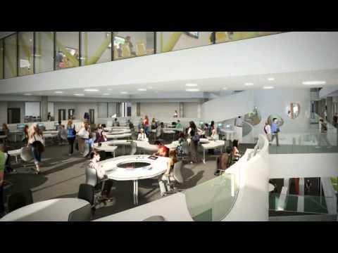 New Engineering Building - University of Sheffield