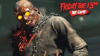 Friday The 13th - POKUSAVAJU DA ME UBIJU!!! (UZELI MI MASKU!)