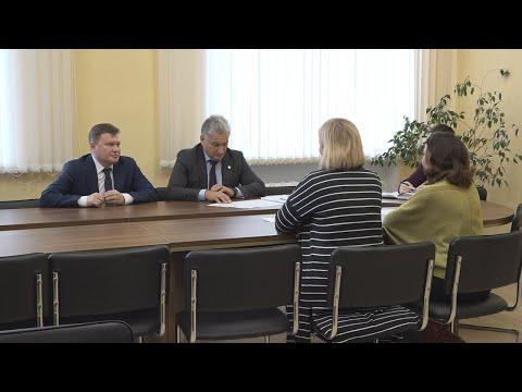 Рабочий визит Министра образования и молодежной политики Свердловской области