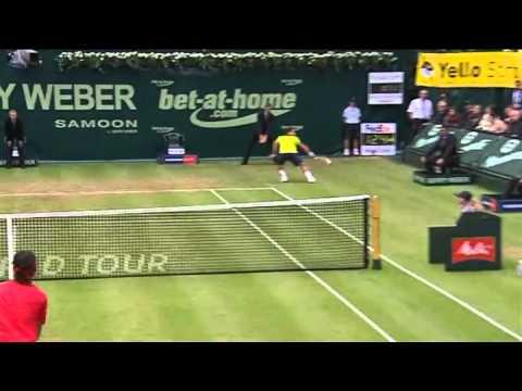 Gerry Weber Open 2012 - Viertelfinale - Philipp Kohlschreiber vs. Rafael Nadal