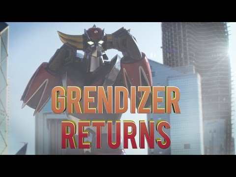 Grendizer Returns
