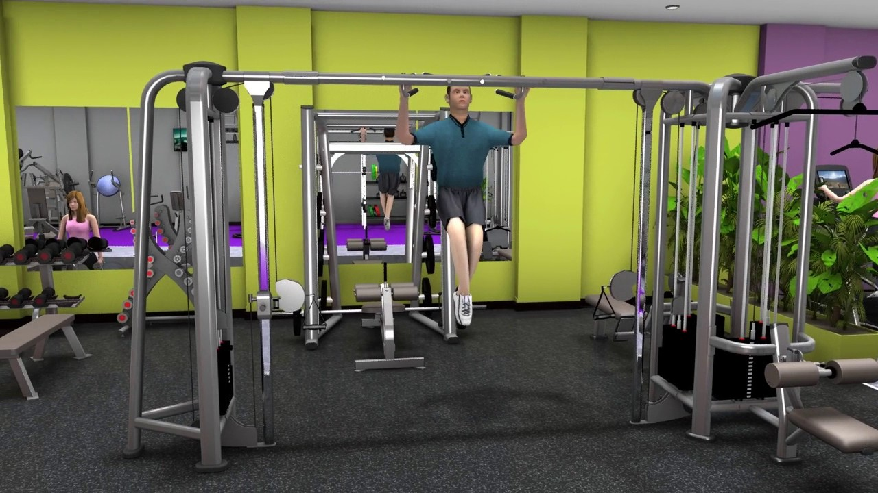 18963 Anytime Fitness Altona
