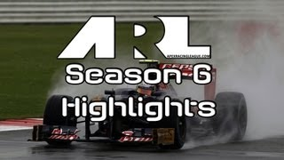 F1 2012 ARL Season 6 Highlights