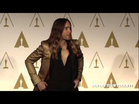 Jared Leto: Oscar Nominee Luncheon (2014)