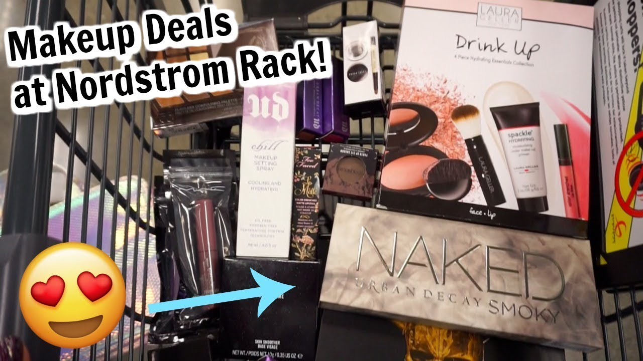 53bdd6a2873 High End Makeup Deals at Nordstrom Rack (I found the Urban Decay Smoky  Palette!) | December 2017