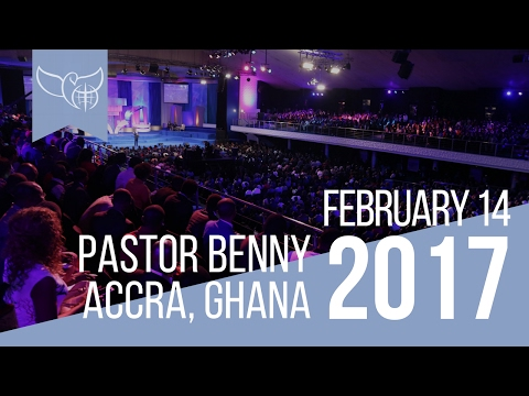 Benny Hinn LIVE in Accra, Ghana February 14th, 2017