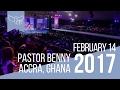 Benny Hinn Live In Accra, Ghana February 14th, 2017 video