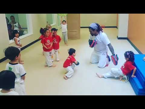 4-5 year olds - Capoeira Classes At...