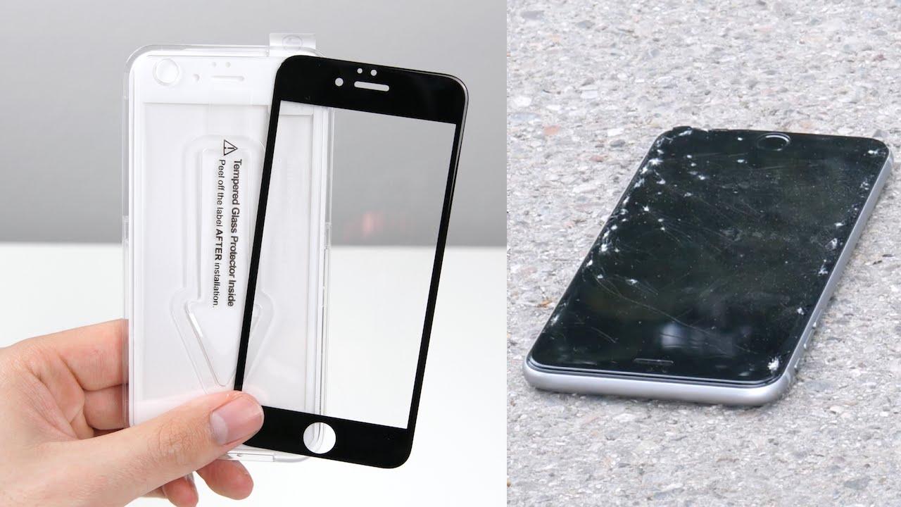farbige panzerglasfolie f r das iphone glaz displayschutz 2 0 review gewinnspiel swagtab. Black Bedroom Furniture Sets. Home Design Ideas