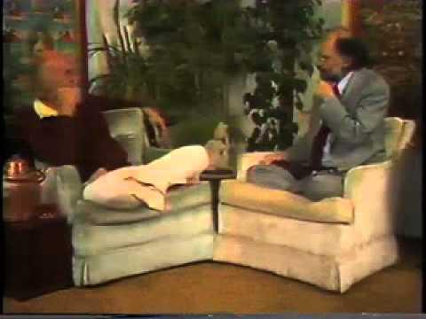 Ram Dass and Allen Ginsberg Part 1 of 7