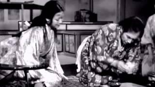 Сказки туманной луны после дождя (1953) - японское кино