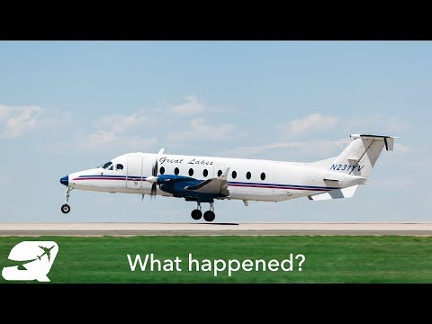 Great Lakes Airlines - What Happened?