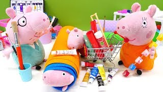Детское видео про Свинку Пеппу - Свины делают ремонт
