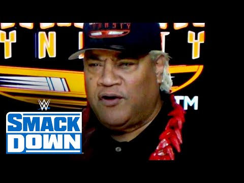 Rikishi, Jimmy Uso, Afa and Sika comment on Roman Reigns and Jey Uso: SmackDown, Sept. 25, 2020