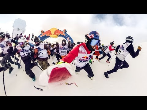 RED BULL HOMERUN, THE CRAZIEST RACE OF THE YEAR! | VLOG² 162