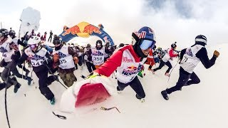 RED BULL HOMERUN, THE CRAZIEST RACE OF THE YEAR!   VLOG² 162