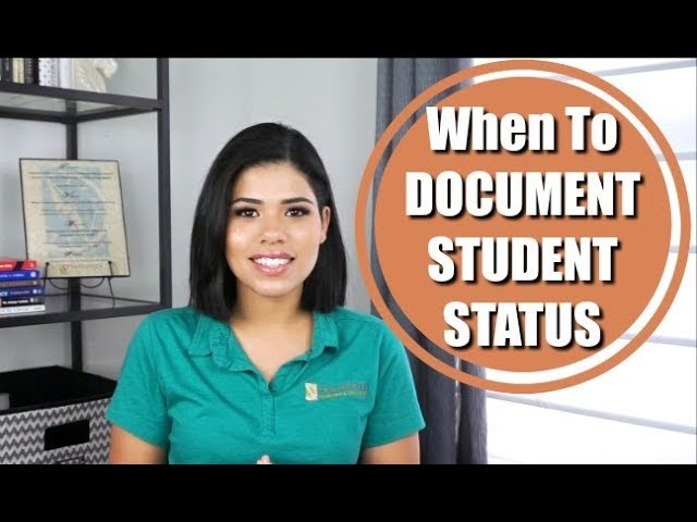 When to Document Student Status | LIHTC Community