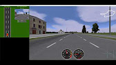 DeepDriving (Tensorflow 1.2) in SpeedDreams 2.2.1 with 3 lanes (City) by 