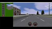 DeepDriving (Tensorflow 1.2) in SpeedDreams 2.2.1 with 3 lanes (City) by  a net  on YouTube