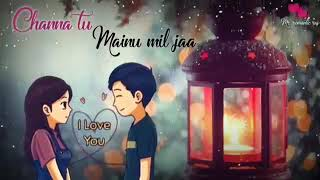 Manga yahoo duawan Main channa tu mainu mil ja #lovegoals #couplegoals