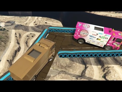 IK KOM JE BEUKEN... MISPOES! (GTA V Online Funny Races)