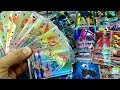 22 HYPER RARE GX PULLS! 70 ULTRA RARE GX FAKE POKEMON CARD PACK OPENING! POKEMON UNWRAPPED