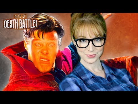 Doctor Strange Screws Humanity  The Desk of DEATH BATTLE