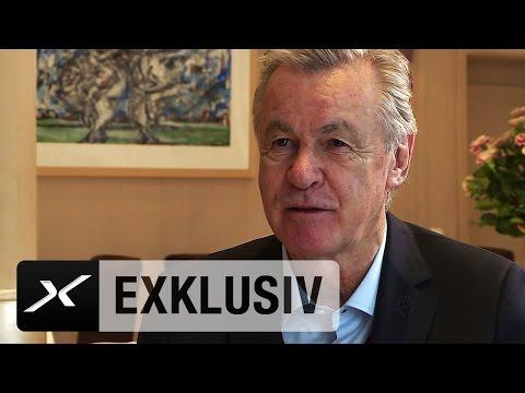 Ottmar Hitzfeld: So wird Carlo Ancelotti den FCB verändern | FC Bayern München