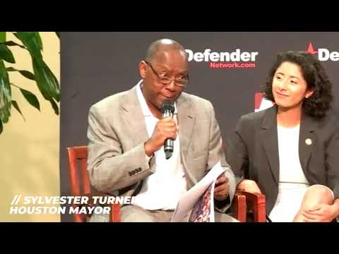 Conversation and Coffee State of Black Houston: Voting Centers and Black Leadership