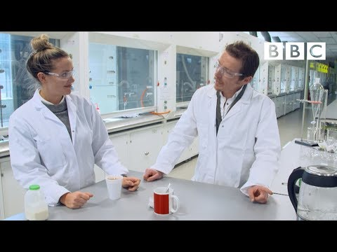 How you've been making tea WRONG your entire life BBC