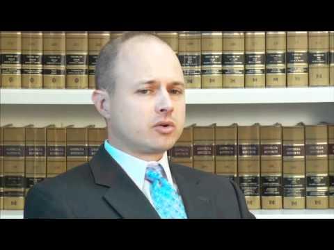 Marietta Personal Injury Attorney, Benjamin Persons Lawyer -- Georgia Auto Accident Attorney