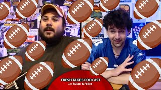 Fantasy Football 2019 Preview Special .::. Fresh Takes Podcast 8/20/19