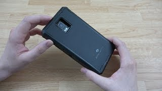 Zerolemon Samsung Galaxy Note 4 10000mah Extended Battery Review!
