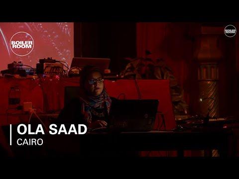 Ola Saad Boiler Room Cairo Live Set at Masafat 2016