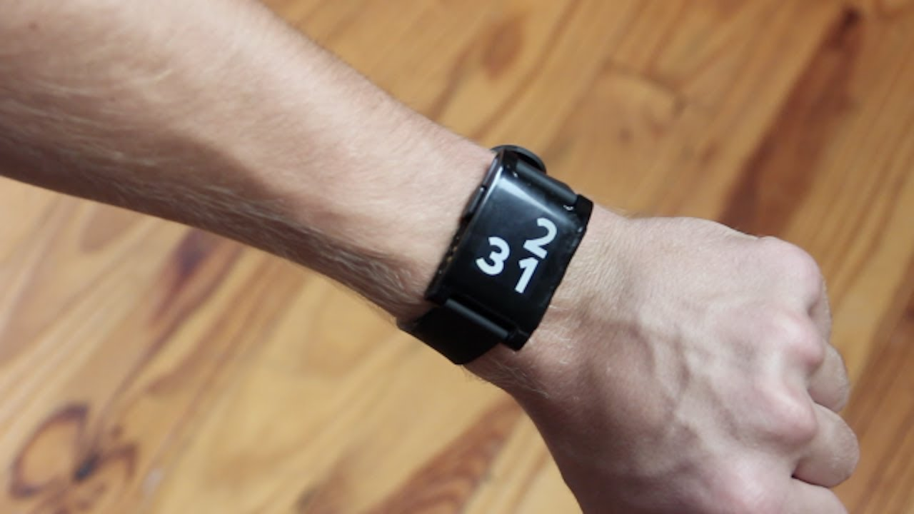 Review: Pebble Smart Watch