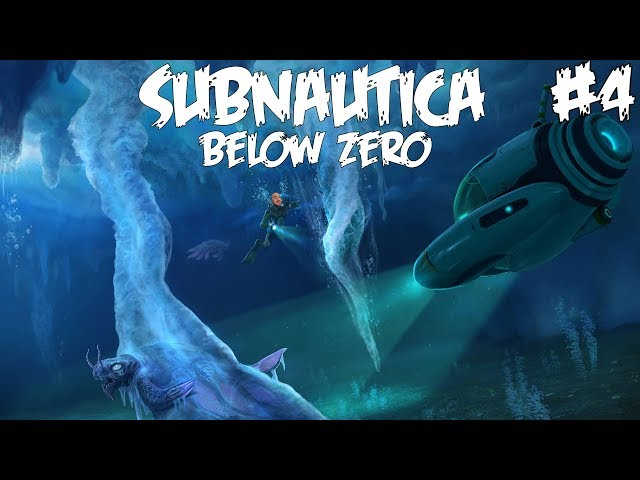 PÄÄN SISÄLTÄ KUULUU ÄÄNIÄ - Pelataan Subnautica: Below Zero - Osa 4