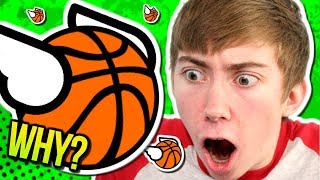 Flappy Dunk - WHY IS THIS POPULAR?! (iPhone Gameplay Video)