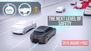 Jaguar I-PACE Additional Safety Features | High Wheels Blog