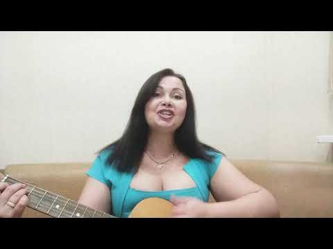 Червона рута - София Ротару. Кавер, гитара.
