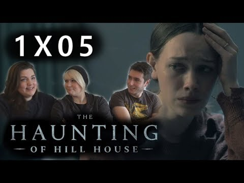 The Haunting of Hill House 1X05 THE BENT-NECK LADY reaction!!
