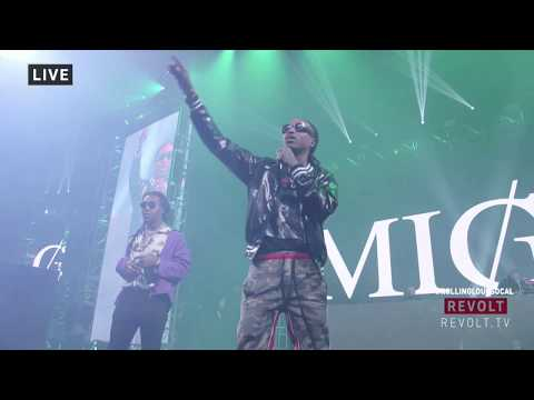 Migos Rolling Loud SoCal 2017 Full Set