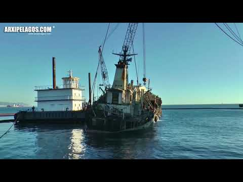 AGIA ZONI II: Impressive video from towage and salvage operations!!