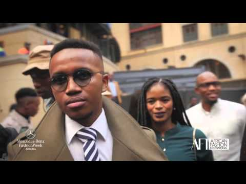WHAT IS TRENDING - AFI Mercedes Benz Fashion Week - JoBurg 2016